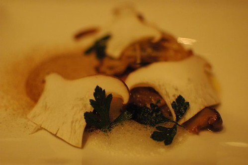 Mushrooms, Potato, Yeast
