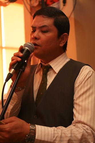 Jonathan, the wedding singer