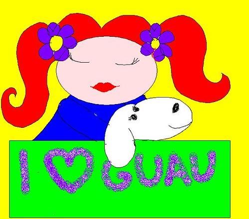 I LOVE GUAU