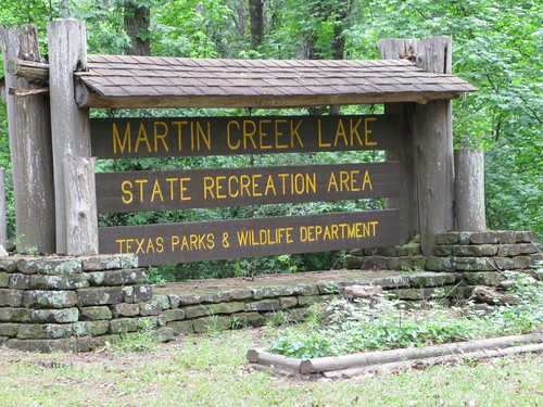 Martin Creek Lake - State Recreation Area, TX