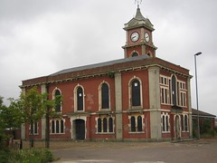 Old Middlesbrough Town Hall