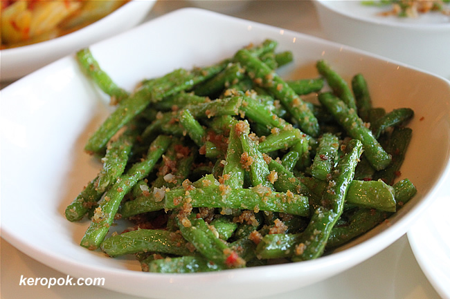 Fried French Beans