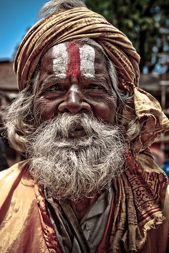 La mirada de Nepal