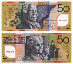 50 Australian Dollars
