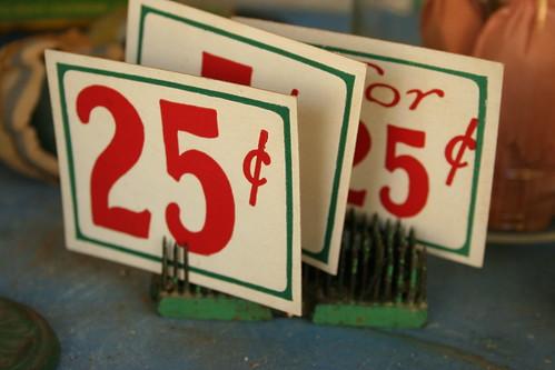 Garage Sale Goods