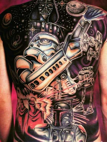 tatuajes de star wars por ti.