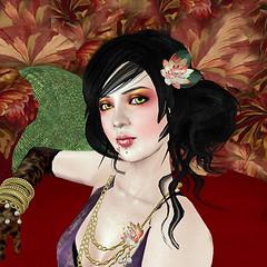 Hair Fair 2009 - Titania Tigerpaw - Flora
