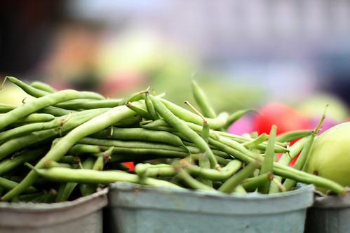 ดินขาวเคโอลิน ใช้คุมโรคแอนแทรก Annapolis Vegetable Stand
