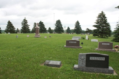 Sullivans at the Cemetery