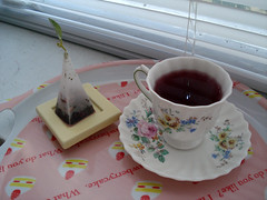 Raspberry Nectar Tea