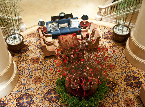 Lobby of the Four Seasons