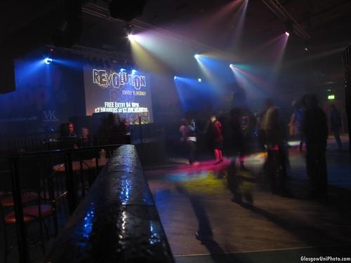 Revolution at Qudos [Party Week]