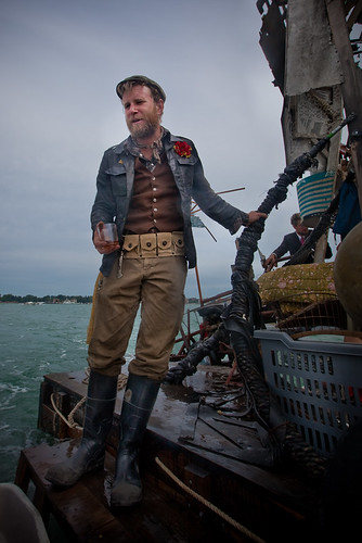 Ben Burke, Sea Sailor