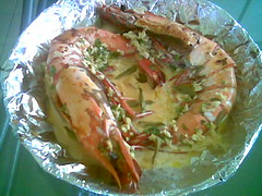 KK's giant prawns 3
