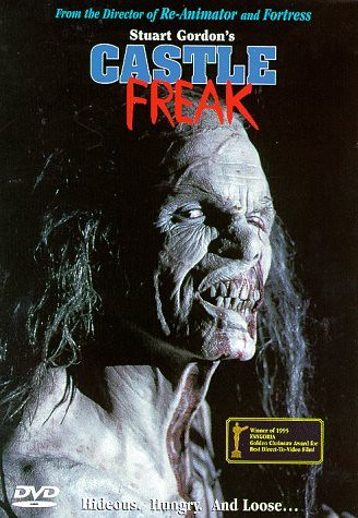 castle freak poster 2 by you.