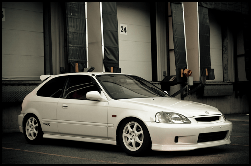 WTT Registered 1999 CW Civic Type R EK9 New York  K20A