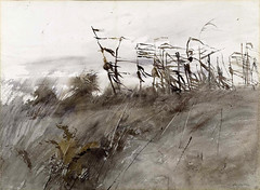 Andrew Wyeth: November First, 1950