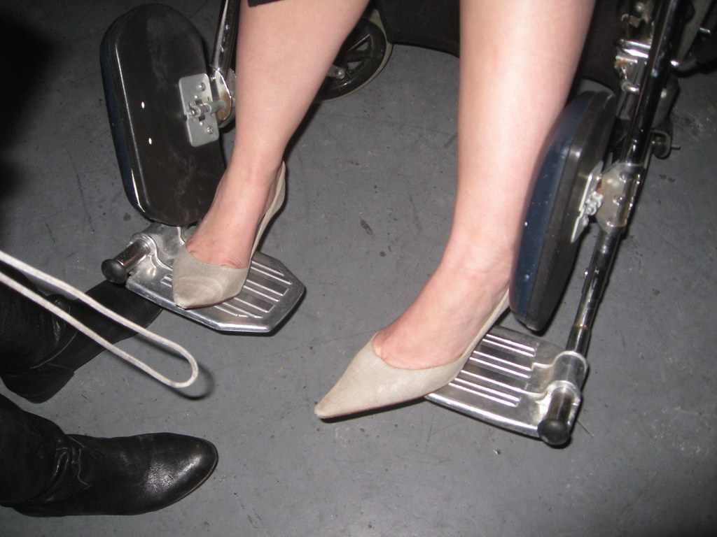 red heel chair folding shopee the world 39s best photos of heels and wheelchair flickr