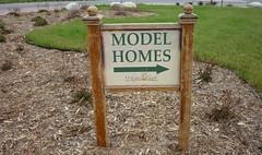 Model Homes This Way