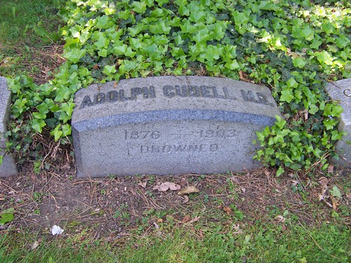 Adolph Cudell, M.D.