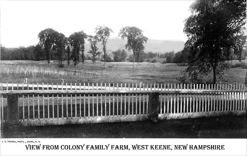 Colony Farm Yard & View