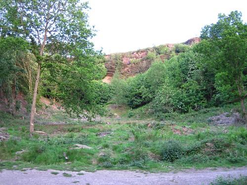 Cass Rock Quarry