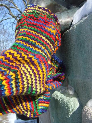 random acts of knitting