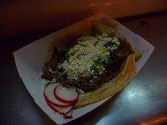 Beef Taco, Taco Truck Style