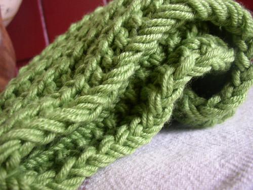 concuna scarf edge