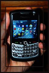 184/365 Blackberry Messenger