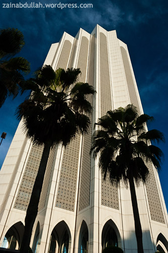 The Dayabumi Complex Tower