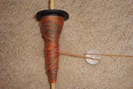 Spin - Colorful  Yarn