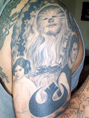 tatuajes de star wars (13) por ti.