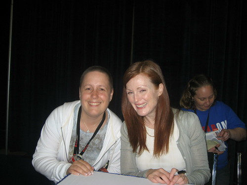 Me & Julianne Moore