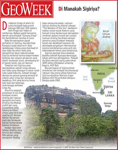 Geoweek - Sigiriya