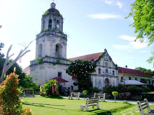 The great Iglesia of Argao
