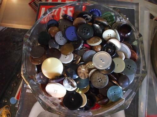 10¢ button bowl