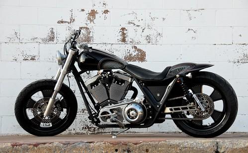 Brawler - Darwin Motorcycles