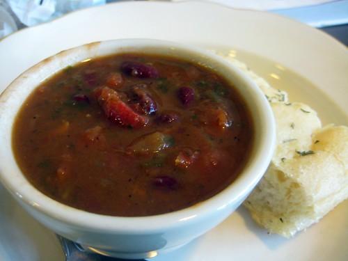 Sweetpea Soup