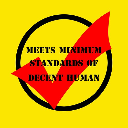 minimum standard certification