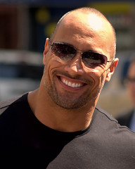 "Dwayne ""The Rock"" Johnson 2009 NYC b..."