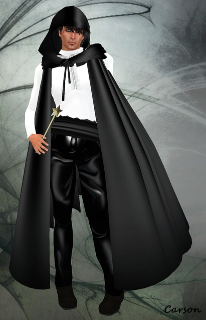 Cero Style - Supernatural Outfit with Wand