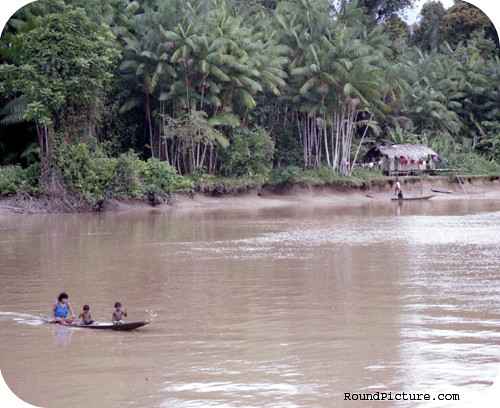 Brazil - Amazon River – Indigenous People 3
