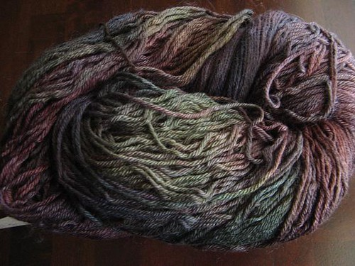 Briar Rose Fibers Wistful yarn