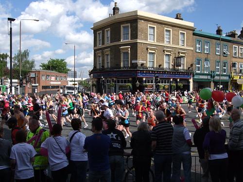 London Marathon 2009