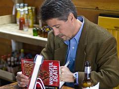 Robert Dugoni Book Signing