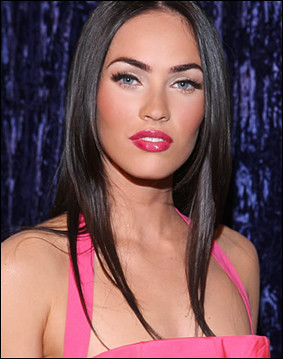 Megan Fox is flawless