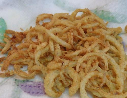 Onion Straws