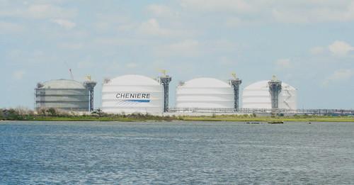 Cheniere Energy Sabine Pass LNG