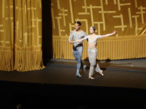 Curtain Call:  Julie Kent and Jose Manuel Carreño